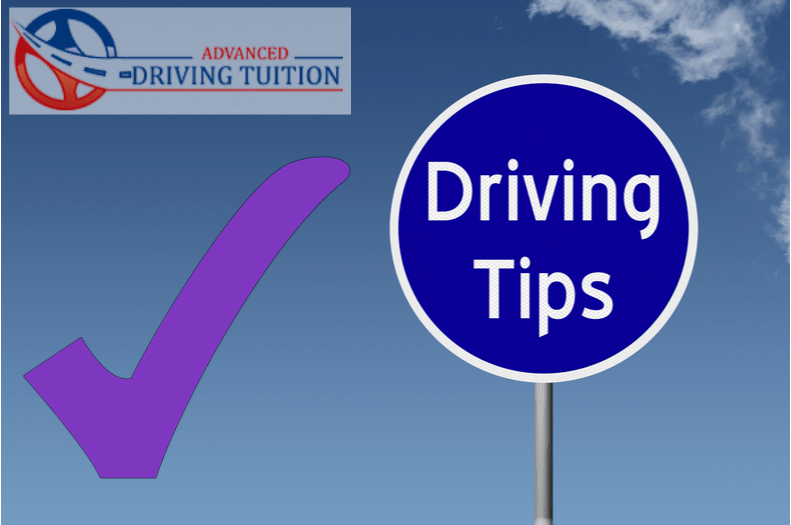 driving lesson tips