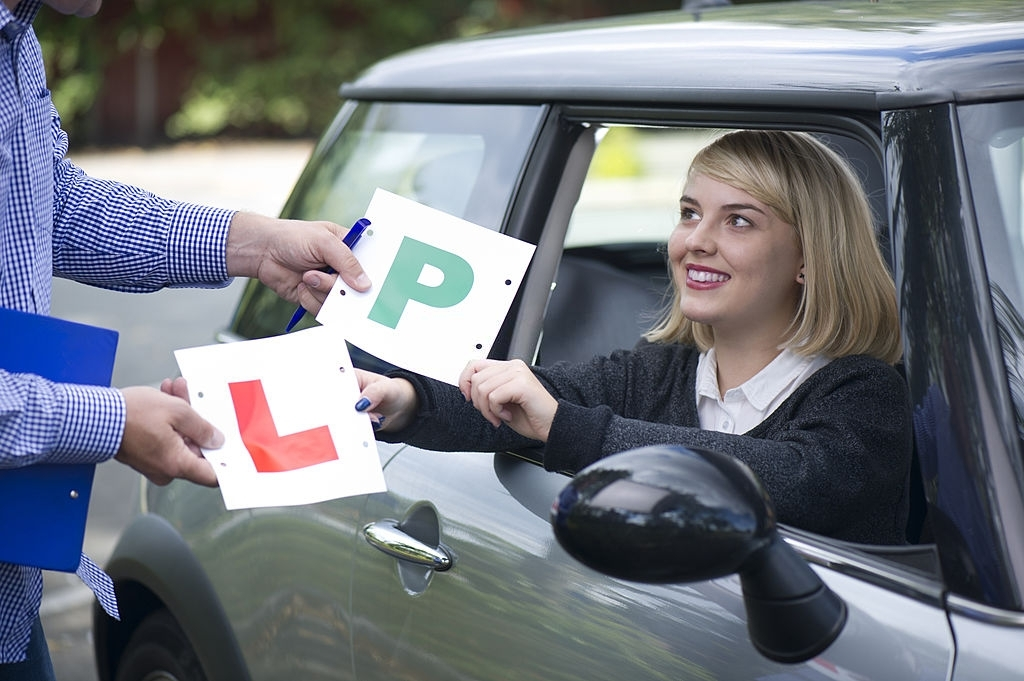 Driving lessons 4